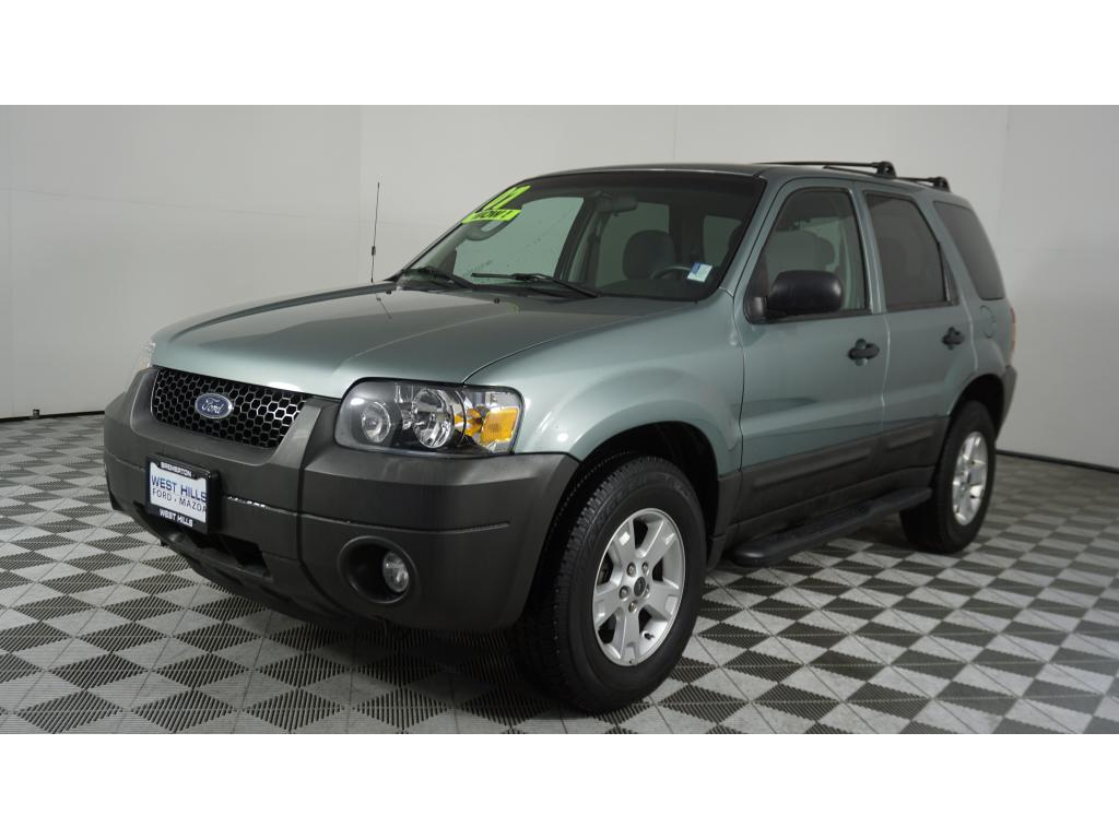 Pre owned 2007 ford escape xlt