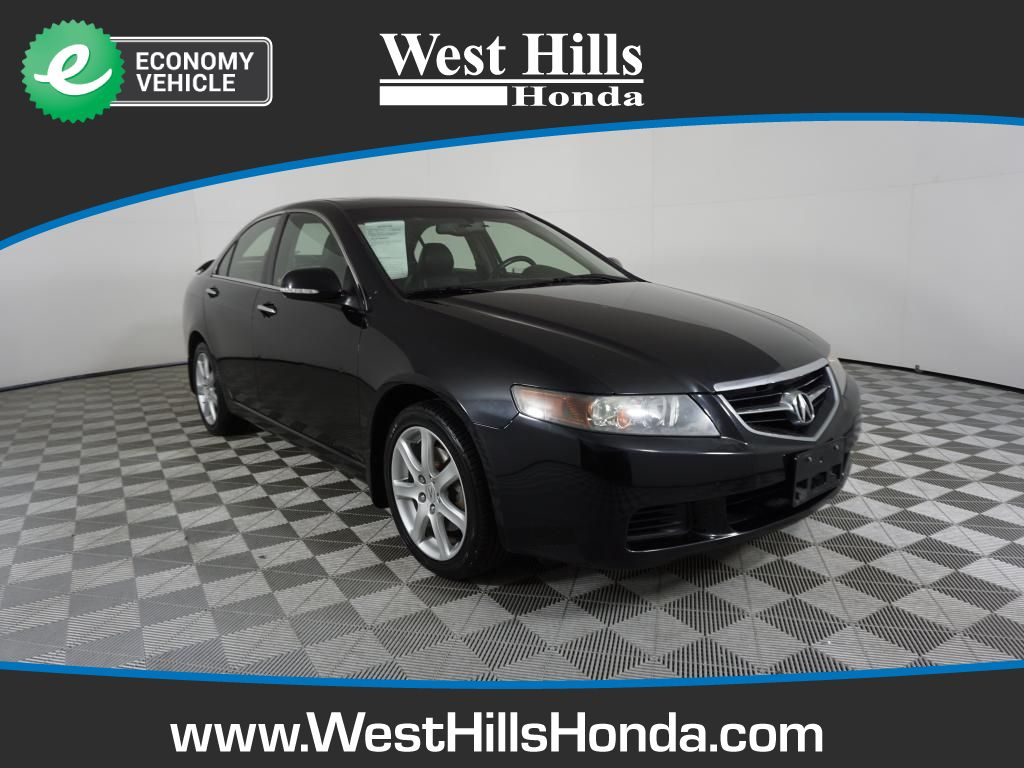 Pre-Owned 2004 Acura TSX Base