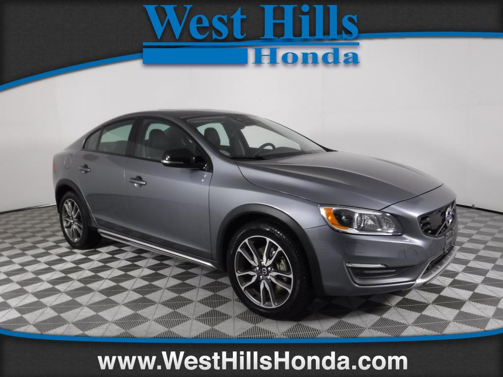 Pre-Owned 2016 Volvo S60 Cross Country T5 T5 Platinum