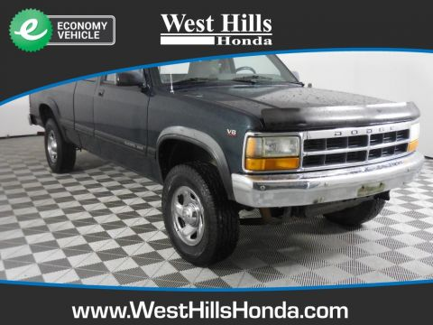 Pre-Owned 1995 Dodge Dakota SLT