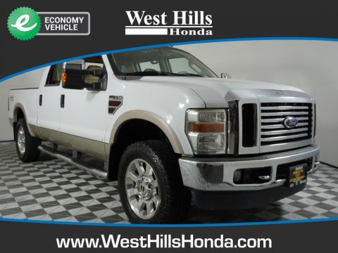 Pre-Owned 2008 Ford F-250 Super Duty FX4