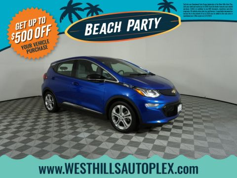 Pre-Owned 2017 Chevrolet Bolt LT