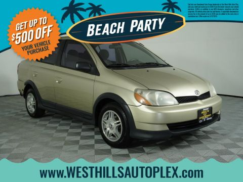 Pre-Owned 2000 Toyota Echo NCP12L Base