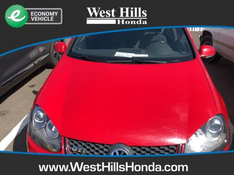 Pre-Owned 2008 Volkswagen Golf GTI 2.0T